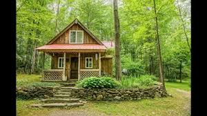 beautiful small cabin in new york perfect small house design