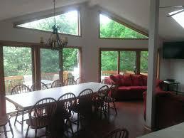 huge 6 bedroom 4 full bath tri level homeaway albrightsville