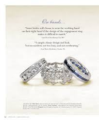 goldman wedding bands engagement rings from here to eternity inside weddings