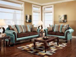 wood trim sofa mulligan two tone teal brown carved wood trim rolled arm sofa set