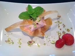 cuisine innovante mousse de fraise au siphon cuisine innovante