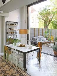 jardin interieur design un jardin intérieur à barcelone planete deco a homes world