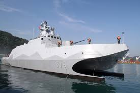 build a navy taiwan navy emphasizing domestic shipbuilding program in ongoing