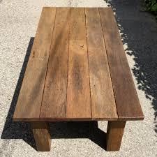 reclaimed wood coffee table hastings reclaimed wood coffee table