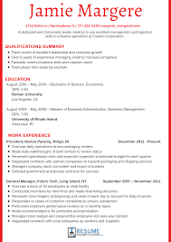 company resume exles best executive resume exles 2018 that work