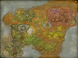 World Of Warcraft Map by Possible To Retrace Arthas Footsteps In Lordaeron World Of