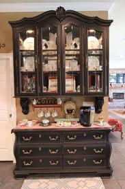 Farmhouse China Cabinet Furniture China Hutches Buffet With Hutch China Cabinets And
