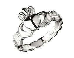 claddagh ring story ring sterling silver traditional claddagh ring beautiful