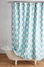 Fashion Shower Curtain Bunglo Granada Shower Curtain Anthropologie