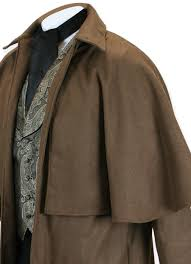 inverness coat brown