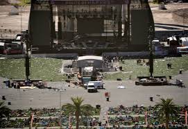 Las Vegas Traffic Map Concert Promoter Live Nation Responds To The Deadly Shooting At