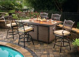 Patio High Dining Set Patio High Dining Table Bar Height Set Pixels In Design 18