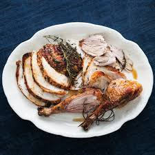 thanksgiving turkey recipies herb roasted turkey recipe epicurious com