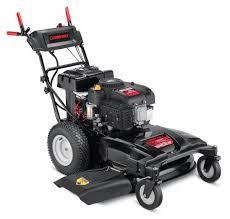 amazon com troy bilt wc33 420cc 33 inch wide cut rwd lawn mower