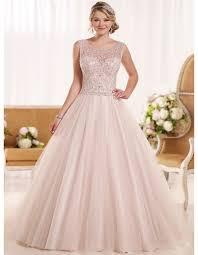 cheap backless china blush pink wedding dresses plus size