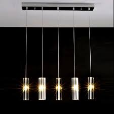 Hanging Dining Room Light Fixtures Online Get Cheap Hanging Led Dining Table Aliexpress Com