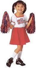 Cheer Halloween Costumes Toddler Cheerleader Costume Ebay