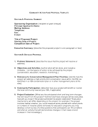 one page thesis proposal example