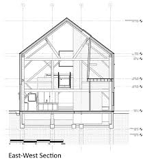 barn home floor plans gallery of sebastopol barn house anderson anderson architecture 14