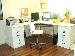 L Shaped Office Desk Furniture L Desk Office Furniture Corner L Shaped Desk With Hutch Black And