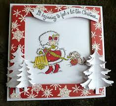 pretty christmas card christmas lights decoration