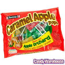 where can i buy caramel apple lollipops caramel apple pops orchard assortment 24 bag