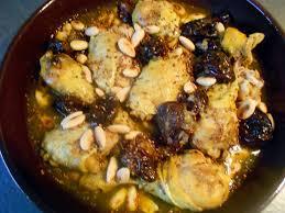 cuisiner les pruneaux dey cuisine tajine de poulet aux pruneaux amandes