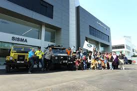 land rover malaysia jaguar land rover malaysia hosts landy de langkawi convoy auto