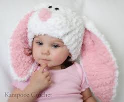 infant bunny halloween costume newborn baby bunny hat with floppy ears crochet easter bunny made