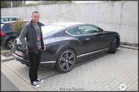 photo of Demy de Zeeuw Bentley Continental GT V8 - car