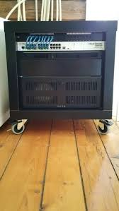 Diy Audio Equipment Rack Ikea Server Rack