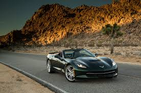 2014 corvette black 2014 chevrolet corvette stingray convertible drive motor trend
