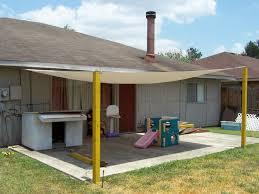 Awning Ideas Backyard Awning Ideas Cheap With Picture Of Backyard Awning