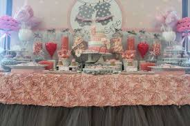 baby shower themes girl 33 baby shower ideas for baby shower themes table