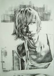 pencil sketch by aaronwty on deviantart