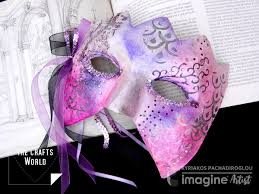 Purple Shades by Carnival Mask Purple Shades The Crafts World