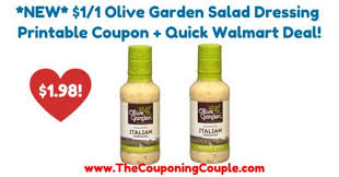 printable olive garden coupons new 1 1 olive garden salad dressing printable coupon quick