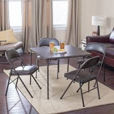 How Big Is A Card Table Table Designs