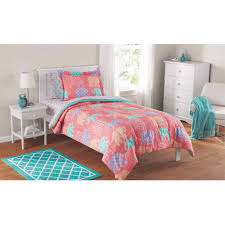 Elephant Twin Bedding Mainstays Kids Elephant Bed In A Bag Complete Bedding Set