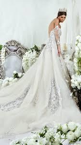 turmec swarovski crystal ball gown wedding dress