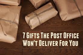 gifts by mail seven gifts you can t send through the mail