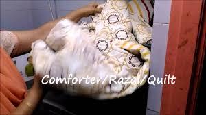 Down Comforter Washing Machine Comforter Wash Cycle In Lg Front Loading Washing Machine Part Iv