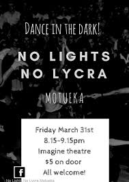 no lights no lycra motueka home