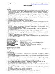 Software Testing Resume Samples Modem System Test Engineer Sample Resume Haadyaooverbayresort Com