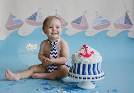 boca raton cake smash baby photographer south florida portraits