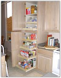 Pantry Cabinet With Pull Out Shelves by Kitchen Pantry Cabinet With Pull Out Shelves Home Design Ideas