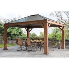 Patio Gazebo 10 X 10 by Patio Canopy Gazebo Costco Modern Patio