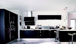 cuisine en noir cuisine cuisine noir quel couleur mur cuisine noir quel couleur