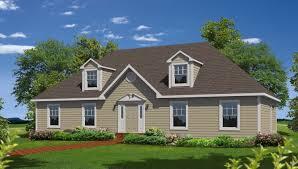 modular home huntington iii cape style modular homes