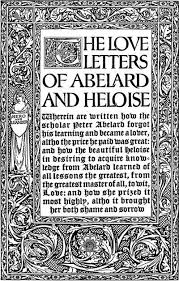 the project gutenberg ebook of the love letters of abelard and